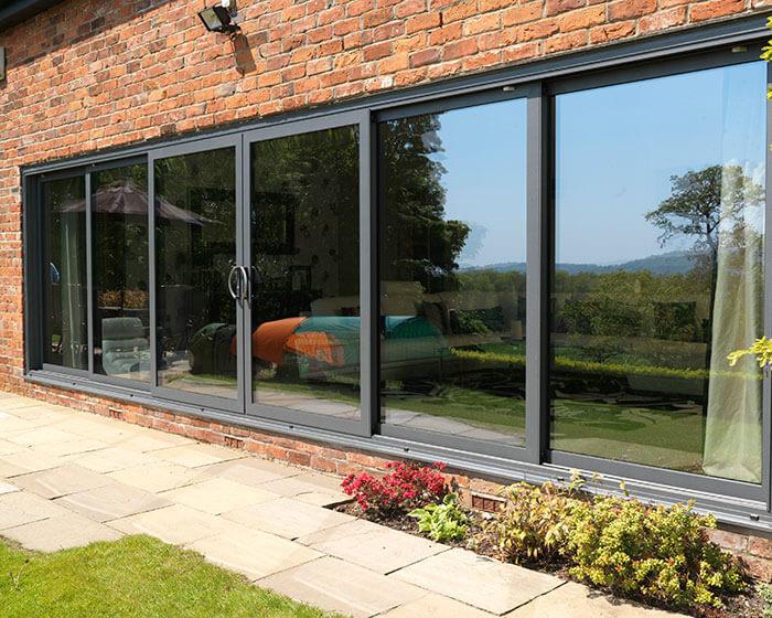 Aluminium Bi-Fold Doors Cornwall