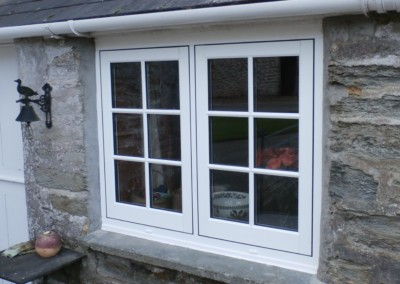 Upvc window penzance flush sash upvc redruth