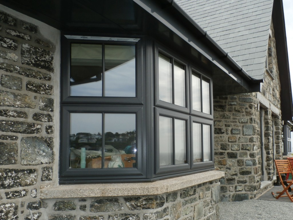 Upvc Double Glazed Windows Penzance Supplied And Fitted In